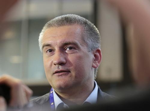 Сергей Аксенов: «На возобновление подачи воды с Украины мы не рассчитываем, как и на здравый смысл ее руководства»