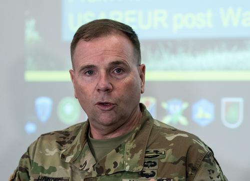 Американский генерал назвал цели предполагаемого «вторжения» России на Украину
