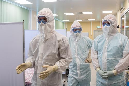 В Минздраве прокомментировали сообщения о вызываемом коронавирусом бесплодии