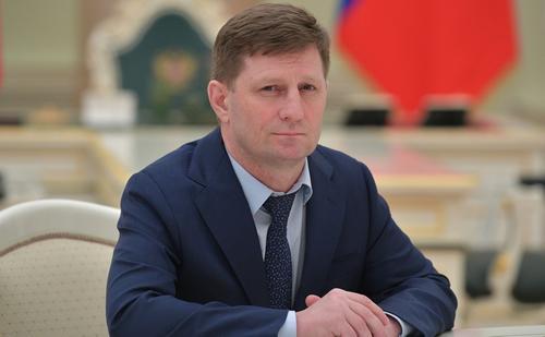 СК раскрыл детали уголовного дела в отношении хабаровского губернатора Фургала