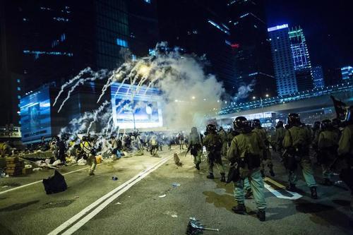 Грянет ли буря гнева в Гонконге