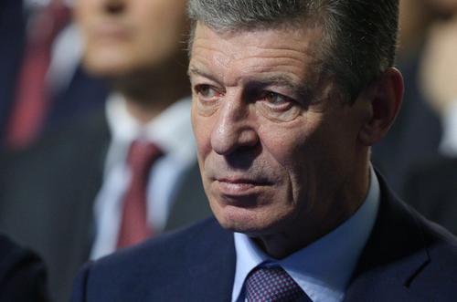 Козак оценил заявления Киева по Минским соглашениям. Россия продолжит помогать Донбассу при любых обстоятельствах