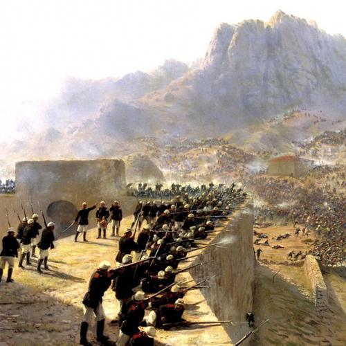 В этот день в 1877 году закончилась героическая оборона крепости Баязет русским гарнизоном