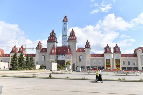 Перечислены новые требования к посетителям парка «Остров Мечты» в Москве