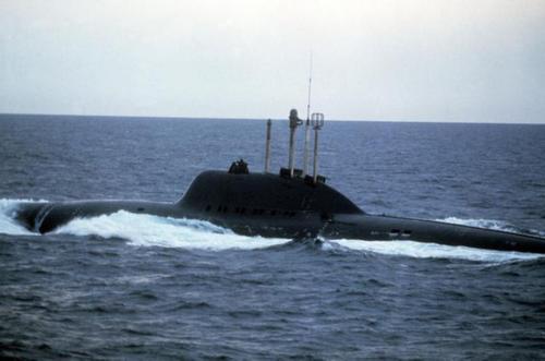Как советские подводные лодки из титана загнали ВМС США в тупик