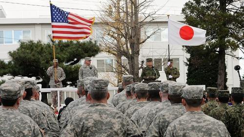 Из-за вспышки COVID-19 на военных базах США на Окинаве у американцев возникли трения с местным населением
