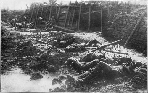 В этот день в 1917 году немцы впервые применили иприт