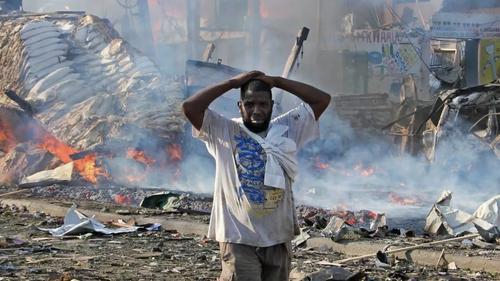 Непрекращающийся хаос. Сомалийский кризис 2020