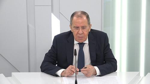 Лавров провел переговоры по телефону с главами МИД Армении и Азербайджана