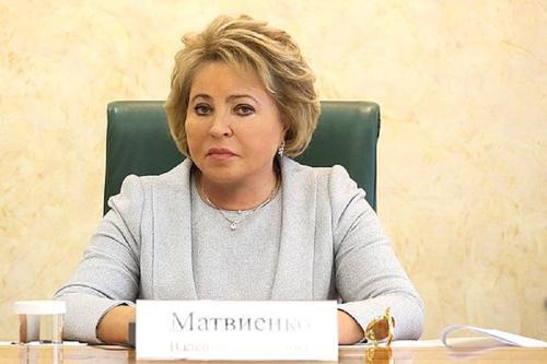 Матвиенко считает, что для поддержки экономики нужна качественная правовая база