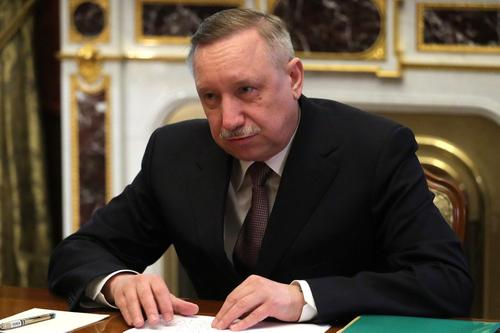 Губернатор Санкт-Петербурга объяснил рост заболеваемости коронавирусом беспечностью граждан