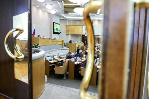 Госдума приняла в первом чтении законопроект о защите территориальной целостности