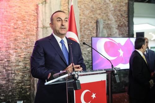 Турция ответила Евросоюзу по поводу собора Святой Софии