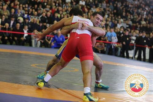 Российский борец Билял Махов объявлен чемпионом Олимпиады-2012