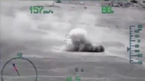 Трое российских военных ранены в Сирии во время патрулирования трассы М4 в провинции Идлиб