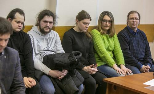 Прокуратура запросила до 7,5 лет лишения свободы для фигурантов «Нового величия»