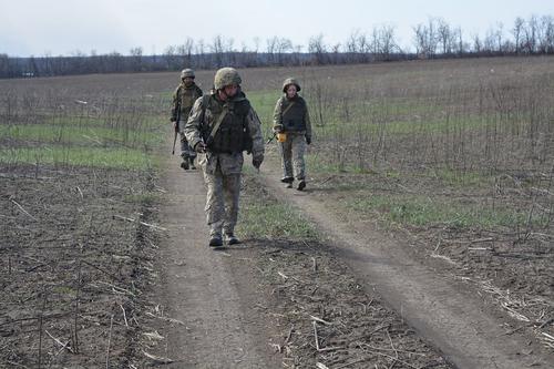 ДНР заявила о гибели в Донбассе воевавшего за Украину наемника-подрывника из США