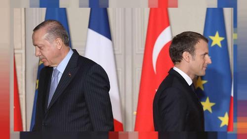 США предложили свое посредничество в конфликте Франции и Турции