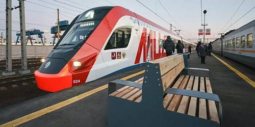 На МЦД до конца года поставят 180 новых вагонов поездов «Иволга»