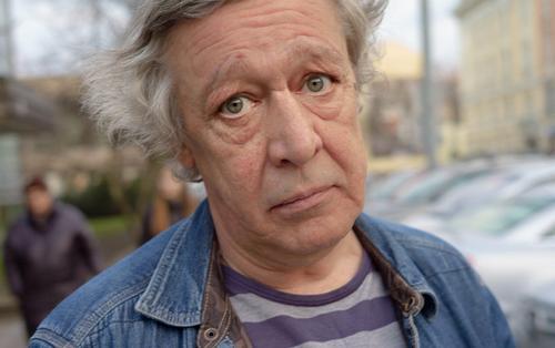 Михаил Ефремов: Я один такой - талантливый, ужасный, грешный