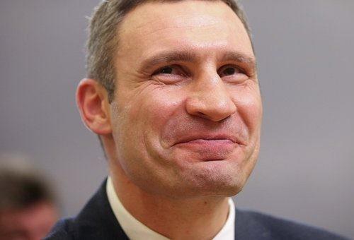 Сын Кличко решил участвовать в выборах мэра Киева