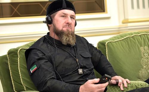 Кадыров ответил Помпео, показав пулеметы