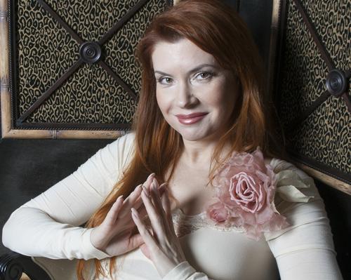 Актриса Вера Сотникова отметила юбилей