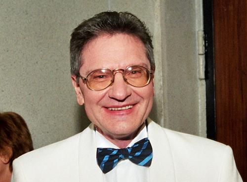 Композитор Давид Тухманов празднует 80-летие