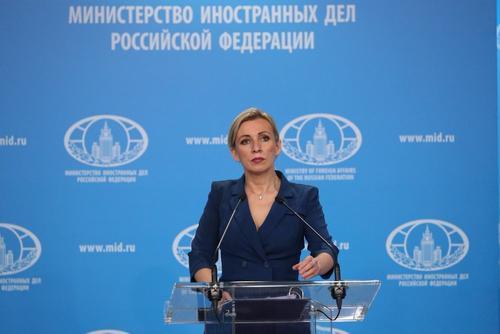 Захарова оценила британский доклад о «российском вмешательстве»