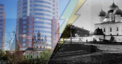 Как в Архангельске торопятся построить элитный жилой комплекс на месте старинного монастыря