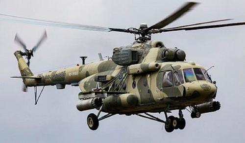 В России начались испытания нового штурмового вертолета для спецназа