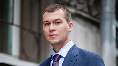 Михаил Дегтярев – «активный» и «плодовитый» законодатель