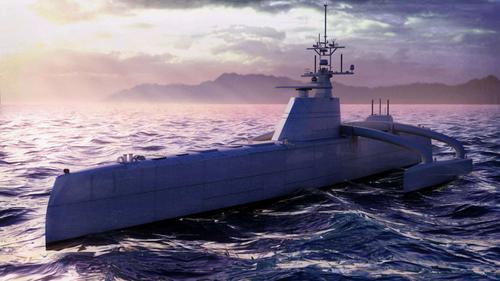 США лидируют в разработках морских дронов