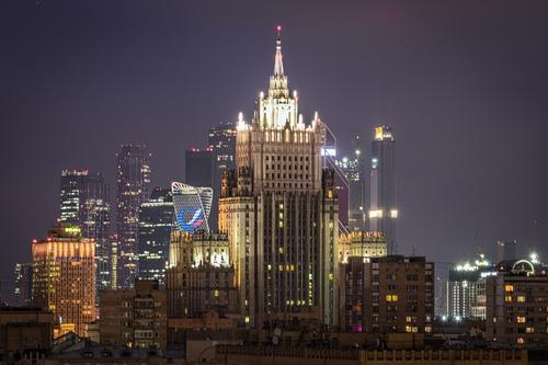 МИД РФ раскритиковал версию Минска о задержанных россиянах