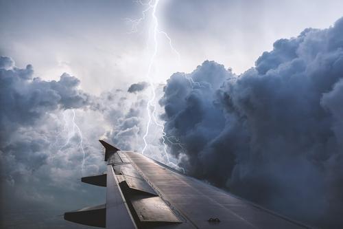 Первый регулярный рейс после возобновления международных полетов утром вылетел из московского аэропорта