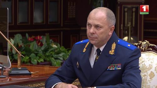 Глава СК Белоруссии Иван Носкевич сообщил об аресте 33 задержанных граждан России