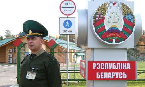 На границе между Россией и Белоруссией ситуация обострилась