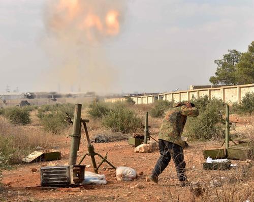 Российский ударный дрон «Охотник» заподозрили в уничтожении протурецких боевиков в Сирии
