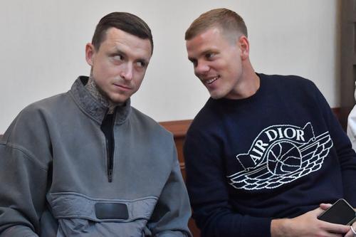 Мосгорсуд отменил приговор Кокорину и Мамаеву