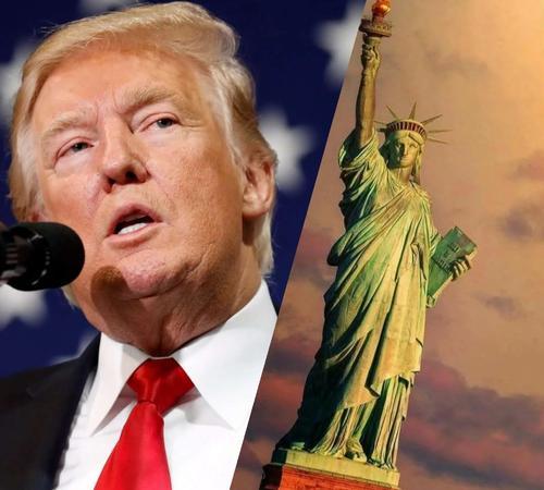 «Король не должен оставить народ». В случае ухода Трампа США обречены