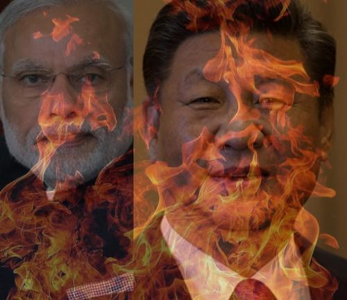 Индия и Китай по-прежнему на грани войны
