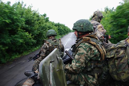 ВСУ сосредотачивают технику и артиллерию у линии противостояния с ДНР