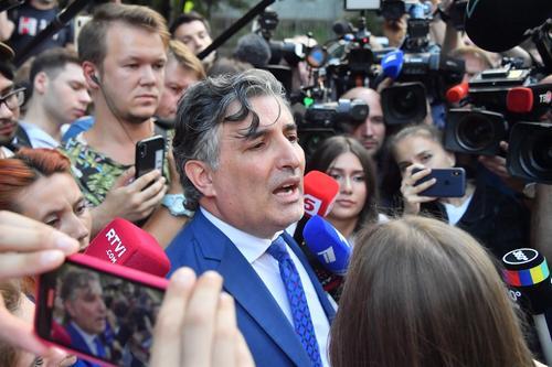 Эльман Пашаев заявил, что он является автором текста видеообращения Ефремова