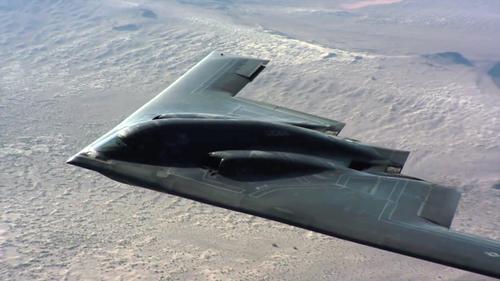 ВВС США собираются увеличить до 180 единиц заказ бомбардировщиков В-21