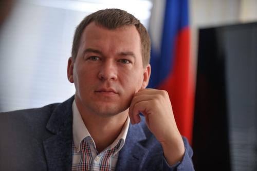 Врио главы Хабаровского края заявил, что не намерен повышать свою зарплату