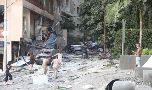 Очевидец рассказал о происходящем в Бейруте после взрыва