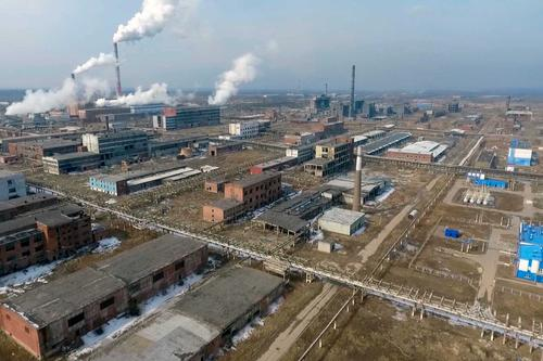 Тонущее в химикатах Усолье-Сибирское грозит экологии всего Приангарья
