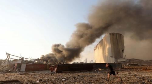 На Кипре ищут хабаровчанина, чей груз послужил причиной взрыва в Бейруте