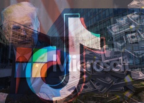 Маневр Дональда Трампа: Microsoft может стать владельцем TikTok