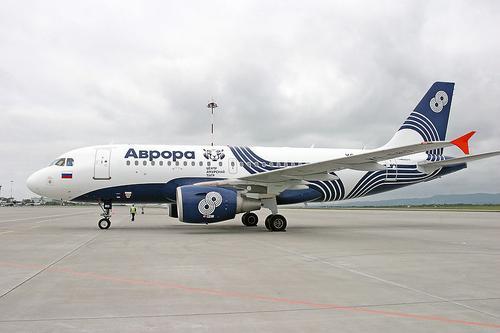 Пассажирский самолет совершил аварийную посадку в Хабаровске